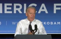 Biden stumps for youth vote