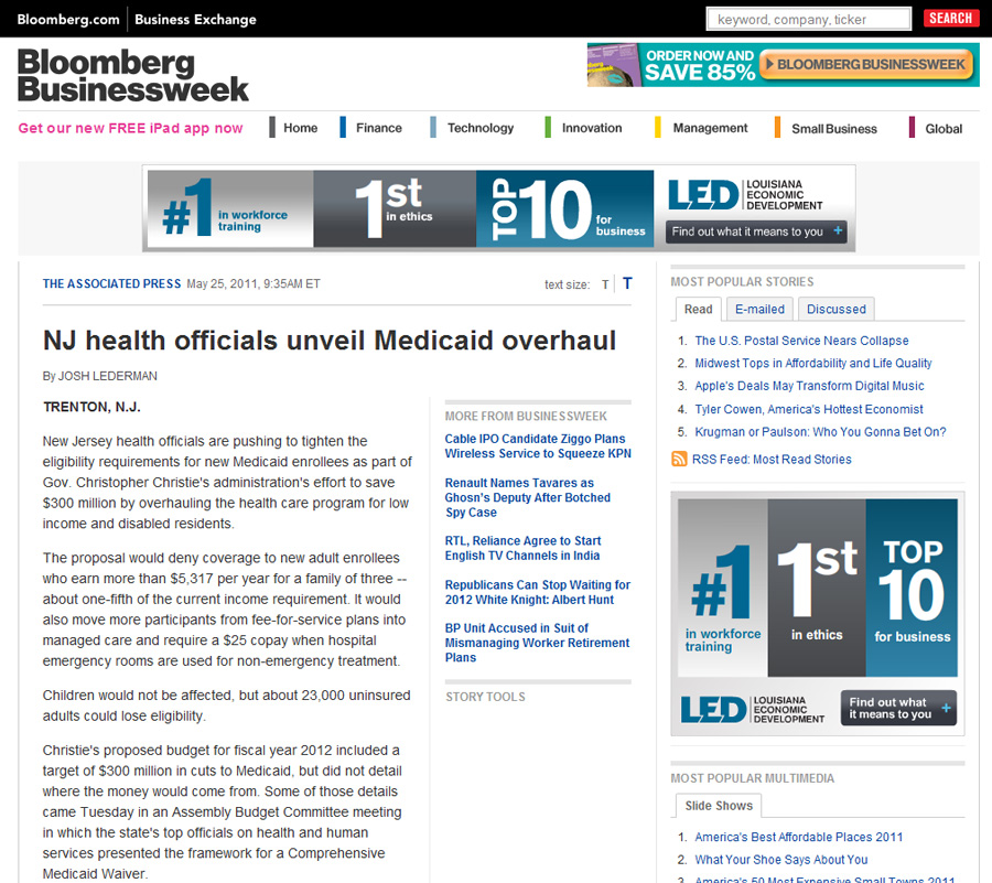Income Requirements for Medicaid